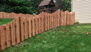 Wood Fence Installations Lino Lakes MN. Fence Contractor
